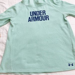 Under Armour Tops - Under Armor long sleeve hoodie YXL
